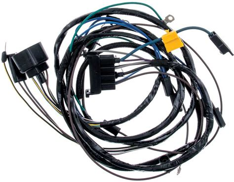 Loom Wiring For 89 Dodge Truck by Dodge Dart Parts Harness Classic Industries