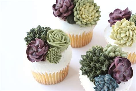 edible flower shop succulent cupcake garden eat cake be merry custom