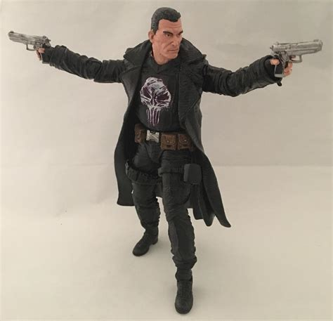 custom marvel select the punisher toy discussion at toyark com