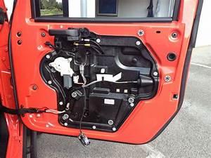 Jeep Wrangler Door Wiring