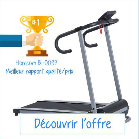 meilleur tapis roulant qualite prix tapis de course tapis roulant tests comparatifs infos