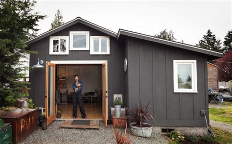 Turn Any Garage Or Shed Into A Dream Home