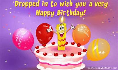 Happy Birthday 3d Animated Cards Animation Funny