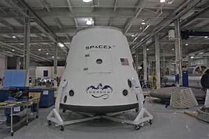 Inside SpaceX Factory - Pics about space