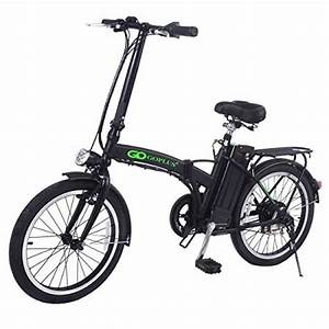 E Bike Faltrad 24 Zoll : goplus 20 zoll elektrofahrrad e bike e faltrad klappfahrr ~ Jslefanu.com Haus und Dekorationen