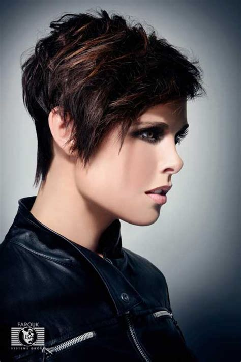 trendy short haircuts short hairstyles    popular short hairstyles