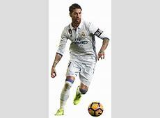 Sergio Ramos football render 34796 FootyRenders