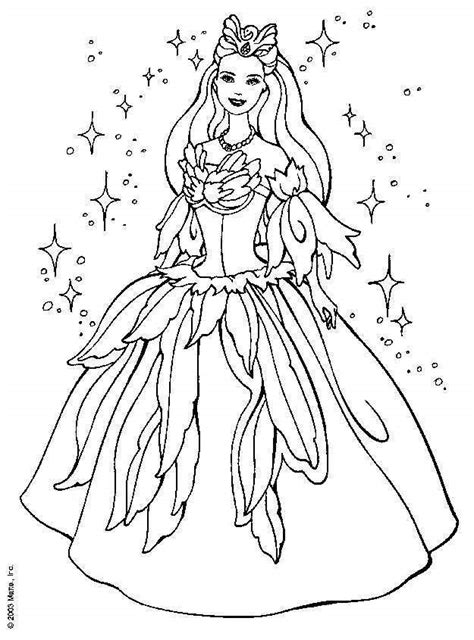 HD wallpapers coloriage barbie a imprimer