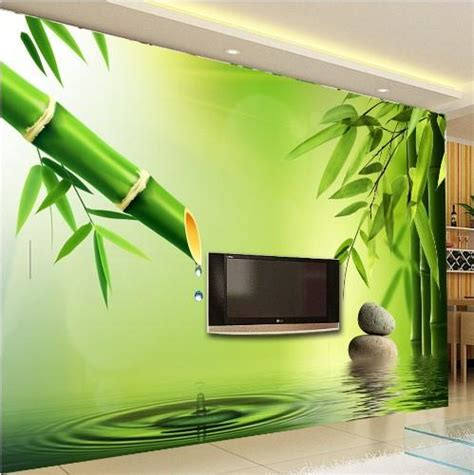 bamboo water  water drops wallpaper  home