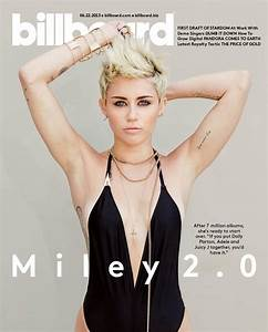 Miley Cyrus for Billboard Magazine June 2013