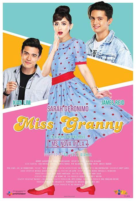 Miss Granny 2018 Full Movie Online Cine Pinoy Movies