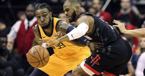 NBA Utah Jazz vs Houston Rockets Spread and Prediction ...