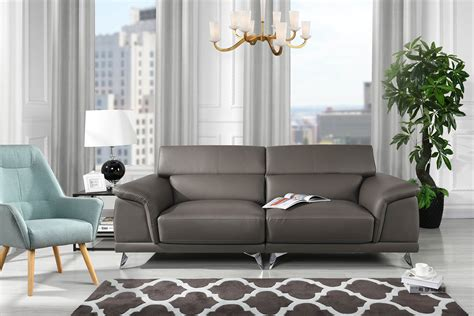 Divano Roma Furniture Modern Living Room Sofa With