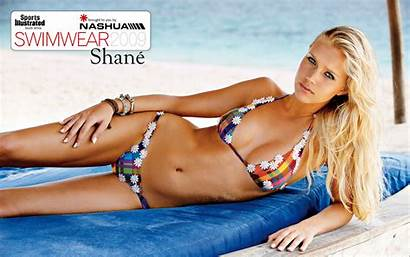 Illustrated Sports Swimsuit Shane Decker Models Brooklyn