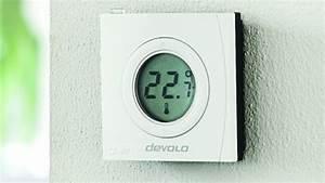Smart Home Devolo : devolo home control raumthermostat ~ Frokenaadalensverden.com Haus und Dekorationen