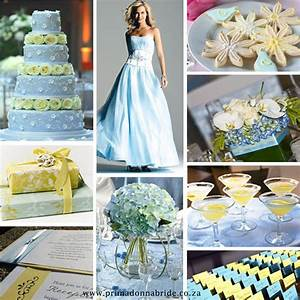 Light blue and white wedding inspiration - Primadonna Bride