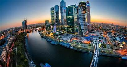 4k Moscow Ultra Tower Xyz Cities