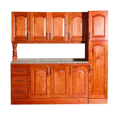 despensa mueble cocina muebles rio tolt 233 n mueble cocina de madera 4 puertas 1