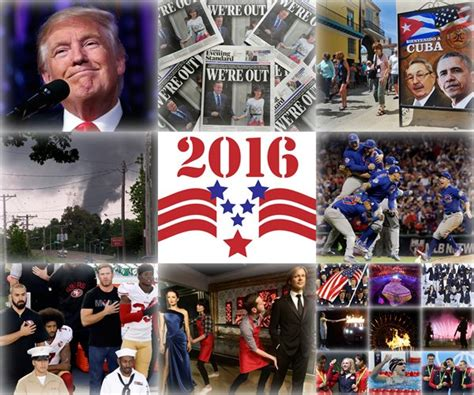 15 Top News Stories Of 2016