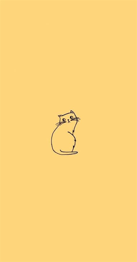 Aesthetic Cat Wallpaper Iphone by Free Aesthetics Wallpaper Sunflower India S