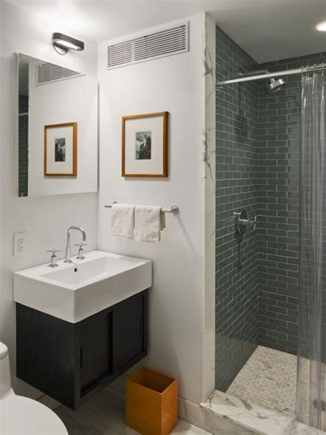 hogares frescos 30 ideas para cuartos de baños pequeños y