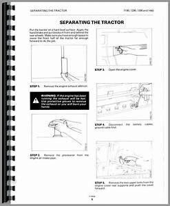 Case 1494 Tractor Service Manual