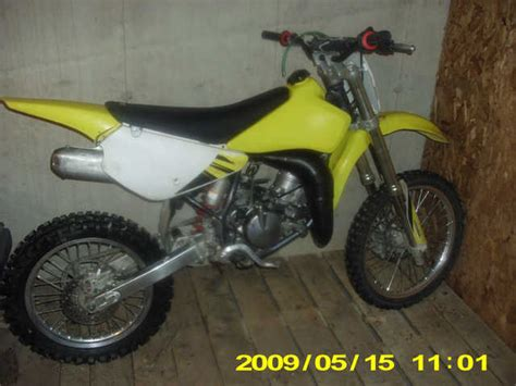 Used Suzuki Dirt Bikes For Sale by 2006 Suzuki Rm 85 L Suzuki Rm 85 L Dirt Bike 1 000