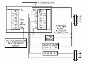 Heat-pump-single-stage-thermostat-wiring-diagram