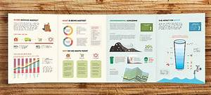 18 Beautiful Examples Of Pamphlet  U0026 Leaflet Designs