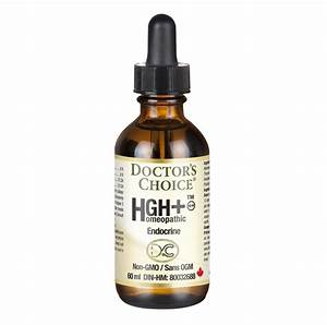 Hgh  Homeopathic 60ml   W50dc