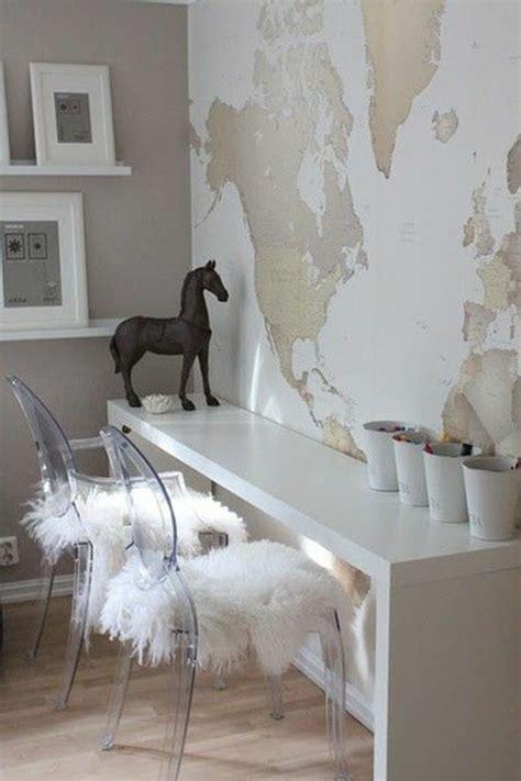 bureau mappemonde le poster carte du monde géante vous donne envie à voyager