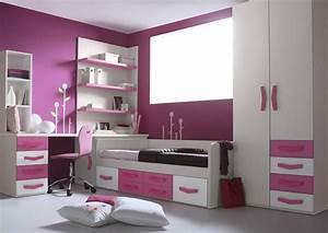 Lit Avec Armoire : acheter votre lit tiroir avec bureau et armoire chez simeuble ~ Teatrodelosmanantiales.com Idées de Décoration