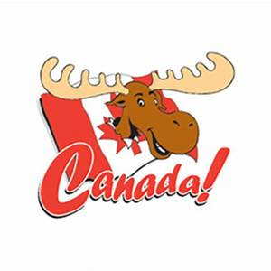 Canadian Moose Cartoon