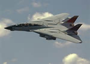 In the United States Navy F-14 Tomcat