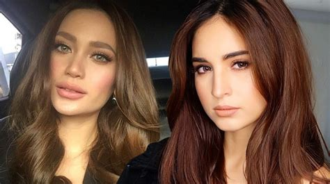 celebrities   inspire     hair colored