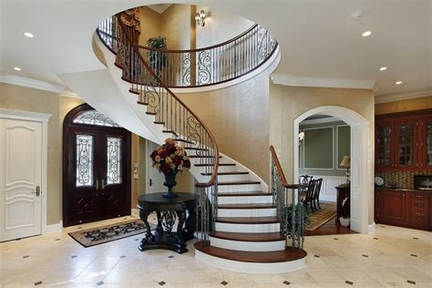 design of floor tiles amazing luxury foyer design ideas photos with staircases