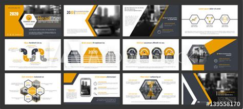 creative set  abstract infographic elements modern