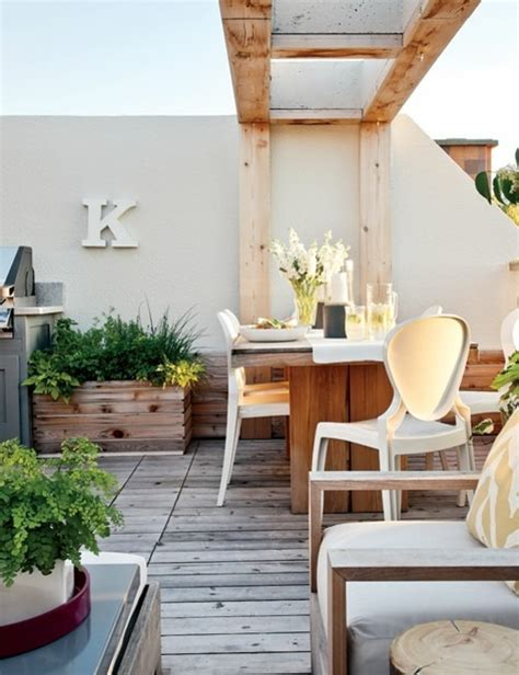 Garden Decoration Ideas ? modern, rustic backyard design