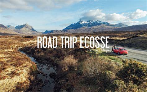 Road Trip En Écosse  Ile De Skye