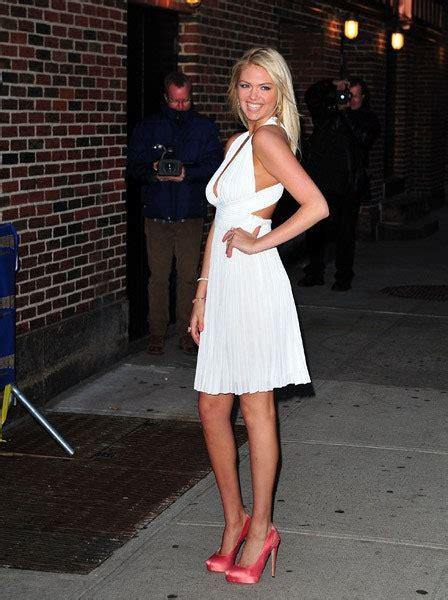 health controversy kate upton responds  pro skinny