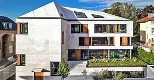 Blocher Blocher Partners : innovative geothermal office nabs germany 39 s highest environmental certification inhabitat ~ Markanthonyermac.com Haus und Dekorationen