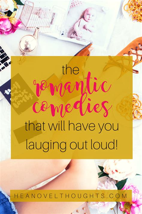 romantic comedy books     laughing  loud