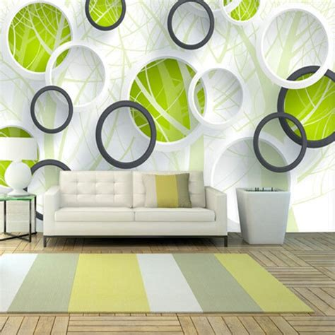 abstract photo murals  wallpaper vinyl wall paper tv
