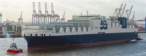 acl ozean shipping lines