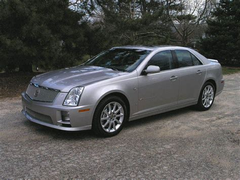 2006 Cadillac Sts-v Road Test