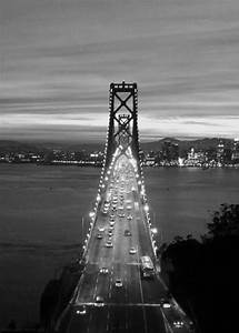 san francisco black and white | Tumblr