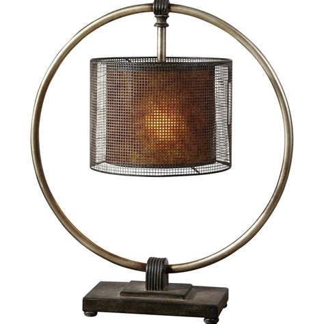 Table Lamps  Uttermost Metal Wall Art Uttermost Lamps