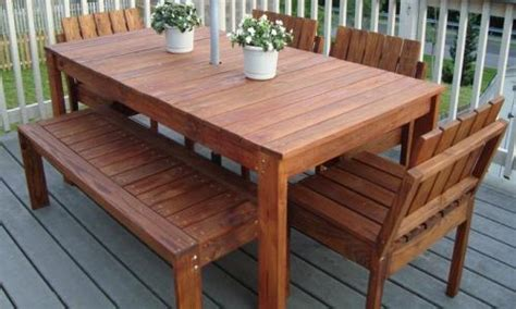 build outdoor furniture plans  woodworking