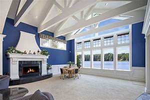 26 Blue Living Room Ideas Interior Design Pictures