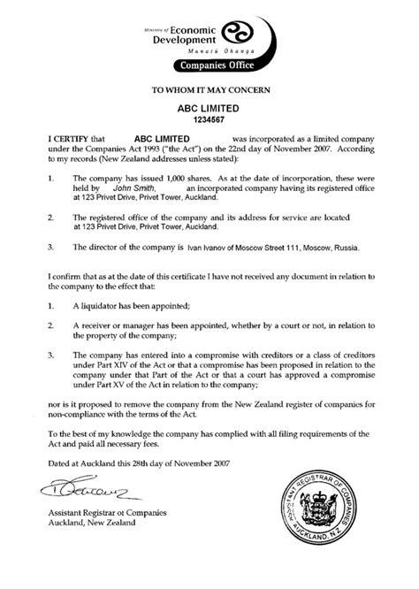 Letter Of Resignation New Zealand - Sample Resignation Letter